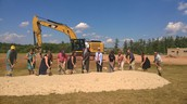 Dover Breaks Ground on new High School