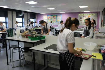 Year 8 Food and Cookery