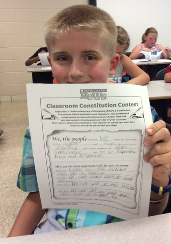 CONSTITUTION DAY AT CIS