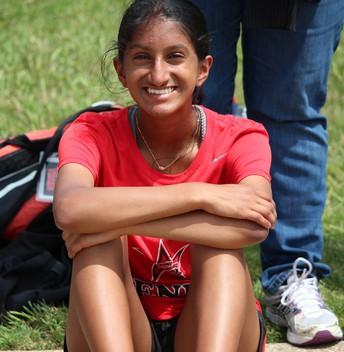 Aishwarya Kannan--Regional Semi-Finalist
