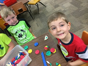 Shape Manipulatives