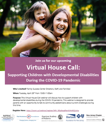 Virtual 'House Call' 4/28/2020