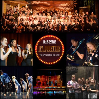 Inspire Performing Arts Boosters