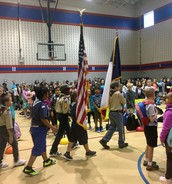 Boy Scouts honor heroes for Patriot Day!