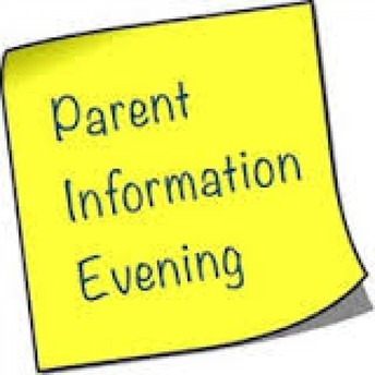 Sacramental Parent Information Night