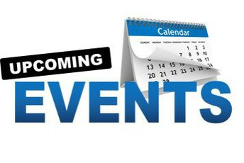 UPCOMING EVENTS  (pending State mandates)