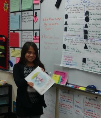 Summarizing using sentence frames! #oralsummary