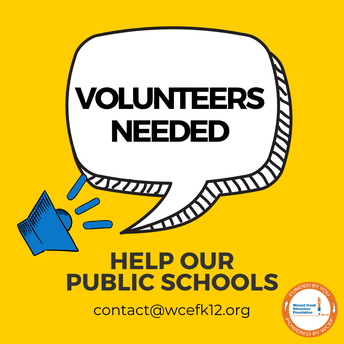 You can help make a BIG difference in our schools