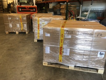 Elementary iPads Arrive!