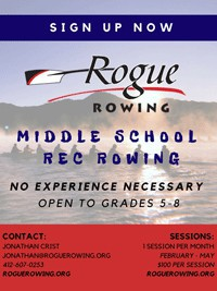 Rogue Rowing for Middle School