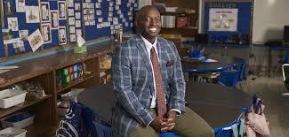 Eric Hale 1st Black Man Named Texas Teacher of the Year