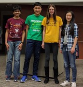 Sycamore MathCounts Team Qualifies For State