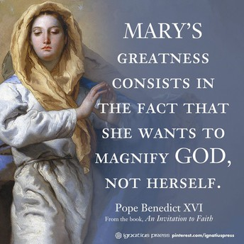 Born for Greatness - to magnify God