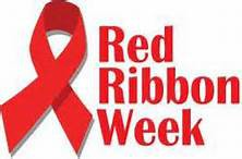 Red Ribbon Week  October 15th-19th