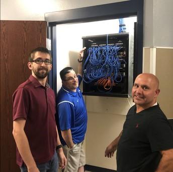 Network Upgrade