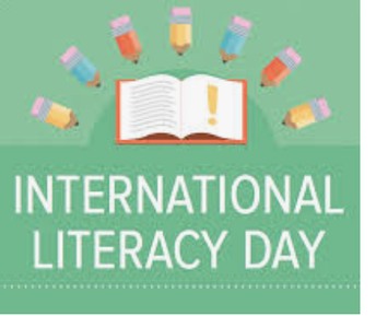 September 8th is International Literacy Day!