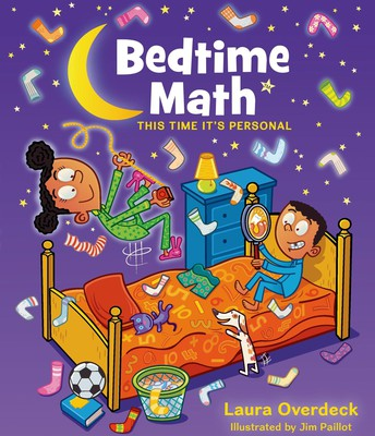 Bedtime Math Book 2 by Laura Overdeck