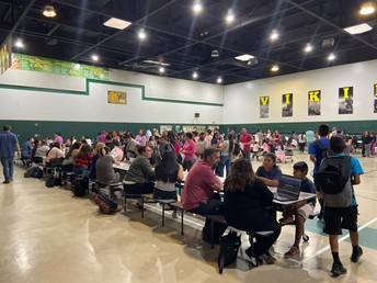 Citrus Holds Parent Teacher Conferences