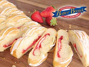 Butter Braid Pastry Sale Ends Monday!
