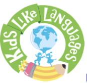 Kids Like Languages - After School Spanish