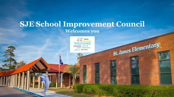 SJE School Improvement Council