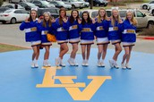 The LVMS Cheerleaders Put on Another Awesome Pep Rally