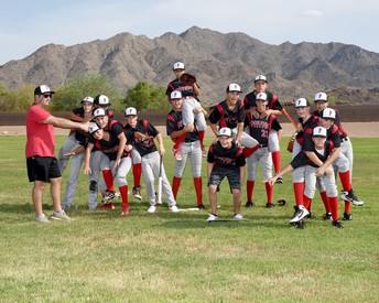 8th Boys Baseball