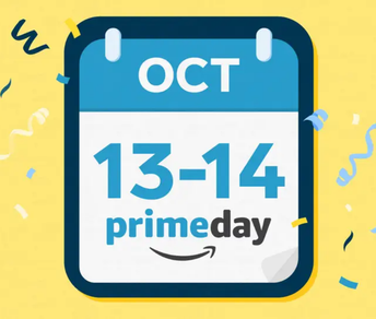 Support Our School on Amazon Prime Day Oct 13-14!
