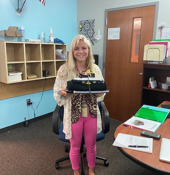Special Education Welcomes Ms. Isaacs