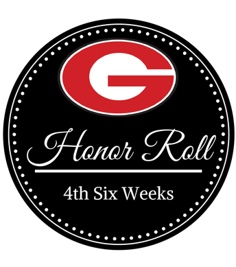 4th Six Weeks Honor Roll
