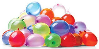 5th Grade Water Balloons-May 23
