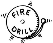 Upcoming Fire Drill