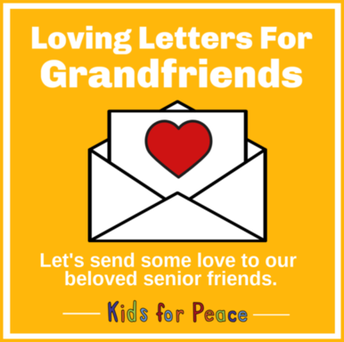 Loving Letters for Grandfriends