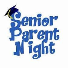 Senior Parent Info Night - Aug. 21st