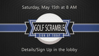 Golf Scramble at Clifty Creek