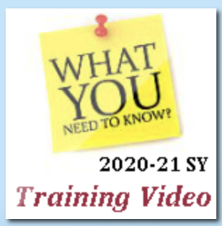 What you Need to Know Video