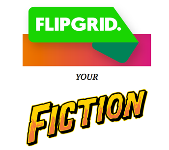 Flipgrid Your Fiction for Teen Read Week!
