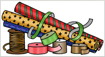 Holiday Play Center Materials