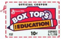 SPRING BOX TOPS CONTEST