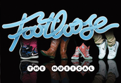 Broadway Musical FOOTLOOSE  at Grand Blanc High School April 20- 22, 2017