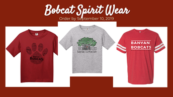 Banyan Spirit Wear Deadline, 9/10
