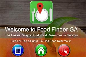 ¿Necesita encontrar comida?