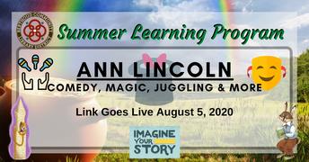 8/5-Ann Lincoln