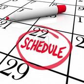 Scheduling Committee
