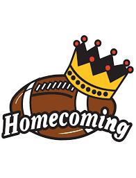 Homecoming Week, September 16th - 20th