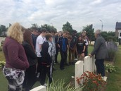 Year 8 - Commonwealth Cemetery