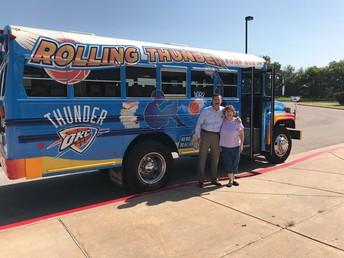 Thunder Book Bus / ESY 2019
