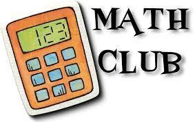 GRADES 6-8 MATH CLUB