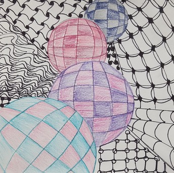 Elise Jawan, 7th grade, Spheres