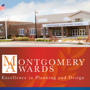 Cheltenham Elementary to Be Recognized with Montgomery Award for Planning and Design